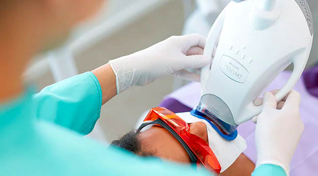 in surgery whitening