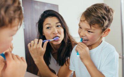 Ways to Encourage Your Child to Brush Their Teeth